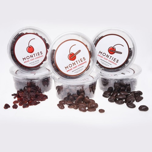 Assorted Dried Cherry Gift Box